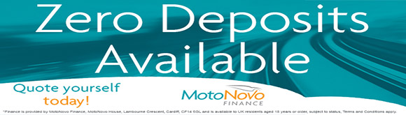 MotoNovo Finance Offer
